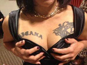 MG boobs